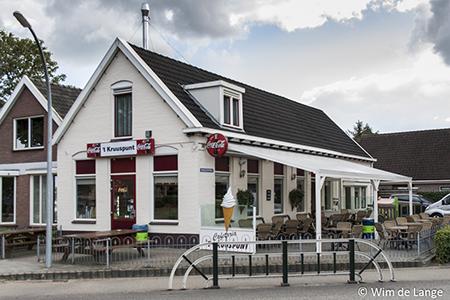 Cafetaria 't Kruuspunt, Nieuw-Dordrecht