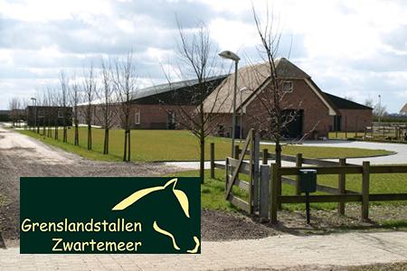 Pension stal Grensland stallen Zwartemeer