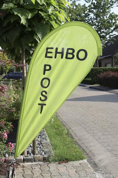 Dropflag EHBO Vereniging Klazienaveen