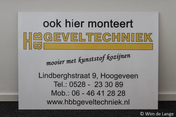 Montagebord HBB Geveltechniek