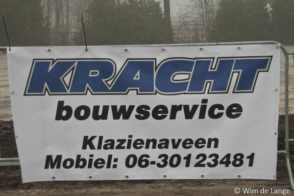 Dranghekspandoek Kracht Bouwservice